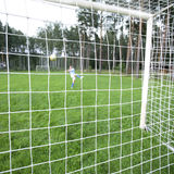 ποδόσφαιρο ανασκόπησης Στοκ Εικόνες