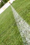 ποδόσφαιρο ανασκόπησης Στοκ Φωτογραφίες