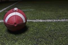 ποδόσφαιρο ανασκόπησης &omicr Στοκ Εικόνες