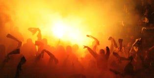 ποδόσφαιρο αντιστοιχιών Στοκ εικόνες με δικαίωμα ελεύθερης χρήσης