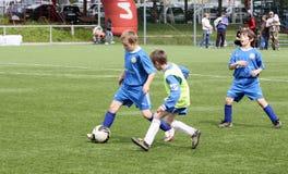 ποδόσφαιρο αντιστοιχιών &ka στοκ φωτογραφία