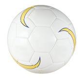 Ποδόσφαιρο δέρματος στοκ φωτογραφία με δικαίωμα ελεύθερης χρήσης