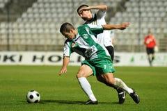 ποδόσφαιρο ενέργειας Στοκ εικόνα με δικαίωμα ελεύθερης χρήσης
