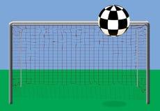 ποδόσφαιρο καθαρό ελεύθερη απεικόνιση δικαιώματος