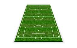 ποδόσφαιρο πεδίων σχεδίου εσείς Ευρωπαϊκός τομέας ποδοσφαίρου επίσης corel σύρετε το διάνυσμα απεικόνισης ελεύθερη απεικόνιση δικαιώματος