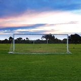 ποδόσφαιρο πισσών Στοκ Εικόνες