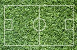 Ποδόσφαιρο ποδοσφαίρου στοκ φωτογραφία με δικαίωμα ελεύθερης χρήσης