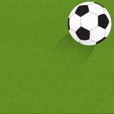 Ποδόσφαιρο ποδοσφαίρου στοκ φωτογραφίες με δικαίωμα ελεύθερης χρήσης