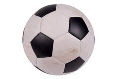 ποδόσφαιρο ρύπου σφαιρών Στοκ εικόνα με δικαίωμα ελεύθερης χρήσης