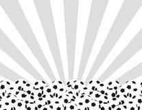 ποδόσφαιρο σφαιρών ανασκόπησης Στοκ φωτογραφία με δικαίωμα ελεύθερης χρήσης