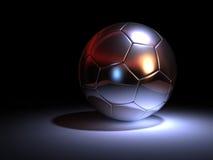 ποδόσφαιρο σφαιρών ελεύθερη απεικόνιση δικαιώματος