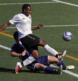 ποδόσφαιρο του Καναδά alcindor ke στοκ φωτογραφία με δικαίωμα ελεύθερης χρήσης