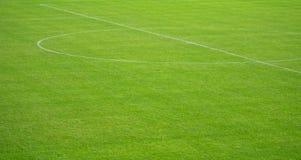 ποδόσφαιρο χώρων στοκ εικόνα