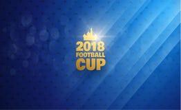 Ποδόσφαιρο 2018 Στοκ εικόνα με δικαίωμα ελεύθερης χρήσης