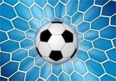 ποδόσφαιρο 3 Στοκ Φωτογραφίες