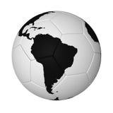 ποδόσφαιρο 3 διανυσματική απεικόνιση