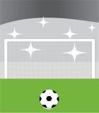 ποδόσφαιρο Στοκ Εικόνες