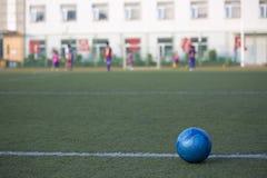 ποδόσφαιρο Στοκ Φωτογραφία