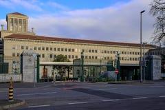 ΠΟΕ Στοκ Φωτογραφία