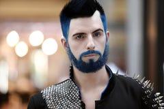 ΠΟΖΝΑΝ - 26 ΑΠΡΙΛΊΟΥ: Φανείτε φόρουμ Πόζναν το 2014 μόδας ομορφιάς Στοκ φωτογραφίες με δικαίωμα ελεύθερης χρήσης