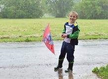 Ποια ομπρέλα Στοκ εικόνα με δικαίωμα ελεύθερης χρήσης