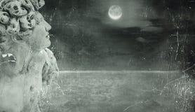 Ποιητική ανασκόπηση φαντασίας Στοκ Εικόνα