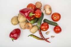 Ποικίλα λαχανικά Στοκ Φωτογραφίες