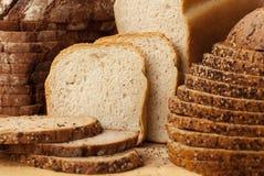ποικιλία ψωμιών Στοκ εικόνα με δικαίωμα ελεύθερης χρήσης