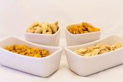 Ποικιλίες των καρυδιών 1 Στοκ εικόνα με δικαίωμα ελεύθερης χρήσης