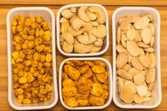 Ποικιλίες των καρυδιών 8 Στοκ εικόνα με δικαίωμα ελεύθερης χρήσης