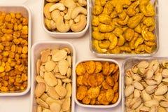Ποικιλίες των καρυδιών 6 Στοκ φωτογραφία με δικαίωμα ελεύθερης χρήσης