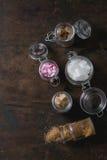 Ποικιλία της ζάχαρης στοκ φωτογραφίες