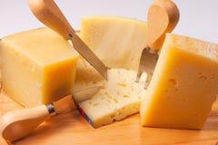 Ιταλικά τυριά Στοκ εικόνα με δικαίωμα ελεύθερης χρήσης