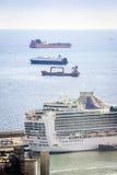 Ποικιλία των ναυτικών σκαφών Στοκ φωτογραφία με δικαίωμα ελεύθερης χρήσης