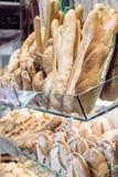 ποικιλία ψωμιών Στοκ φωτογραφία με δικαίωμα ελεύθερης χρήσης