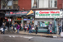 Ποικιλομορφία στη Νέα Υόρκη Στοκ εικόνες με δικαίωμα ελεύθερης χρήσης