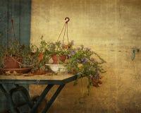 Ποιμενική γαλλική ζωή Provencal ακόμα Στοκ εικόνα με δικαίωμα ελεύθερης χρήσης