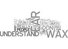 Ποιο S εξετάστε το σύννεφο Waxword αυτιών ελεύθερη απεικόνιση δικαιώματος