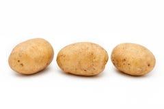 Ποιότητα των πατατών Riviera Απομονωμένος στο άσπρο backgrou Στοκ εικόνα με δικαίωμα ελεύθερης χρήσης