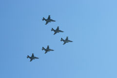 Πολεμικές Αεροπορίες στοκ φωτογραφίες