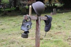 Πολεμικός τάφος Στοκ Εικόνα