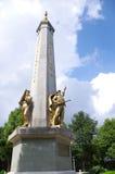 Πολεμικό μνημείο Στοκ εικόνες με δικαίωμα ελεύθερης χρήσης