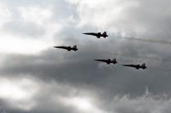 πολεμικό τζετ Στοκ φωτογραφίες με δικαίωμα ελεύθερης χρήσης