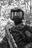 πολεμιστής γείσων τουφ&eps Στοκ φωτογραφία με δικαίωμα ελεύθερης χρήσης