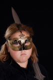 πολεμιστής πριγκηπισσών &kap Στοκ φωτογραφία με δικαίωμα ελεύθερης χρήσης