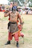 πολεμιστής naga στοκ φωτογραφίες