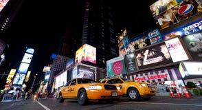 ΠΟΛΗ ΤΗΣ ΝΕΑΣ ΥΌΡΚΗΣ - 18 ΤΟΥ ΣΕΠΤΕΜΒΡΊΟΥ: Times Square Στοκ φωτογραφία με δικαίωμα ελεύθερης χρήσης