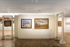 ΠΟΛΗ ΤΟΥ ΜΕΞΙΚΟΎ - 1 ΝΟΕΜΒΡΊΟΥ 2016: Εσωτερικό του μουσείου Soumaya Στοκ φωτογραφία με δικαίωμα ελεύθερης χρήσης