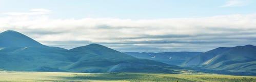 Πολικό tundra στοκ φωτογραφία με δικαίωμα ελεύθερης χρήσης