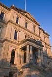 Πολιτεία του Michigan του Λάνσ&io Στοκ φωτογραφία με δικαίωμα ελεύθερης χρήσης